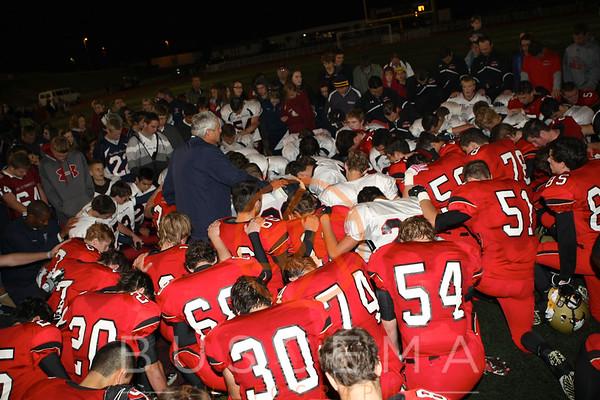 SFC vs Tri City Varsity Football CIF Playoffs 11-25-2011