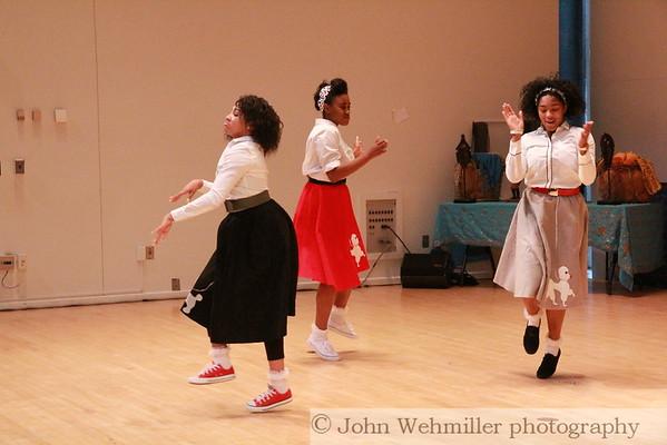 Chester Children's Chorus Dance Recital