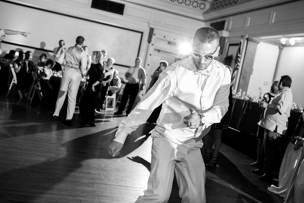 Lindsey + Johnny - Dancing