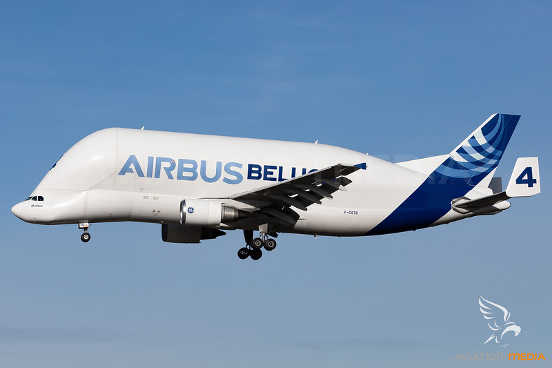Airbus Transport International / Airbus A300 Beluga / F-GSTB