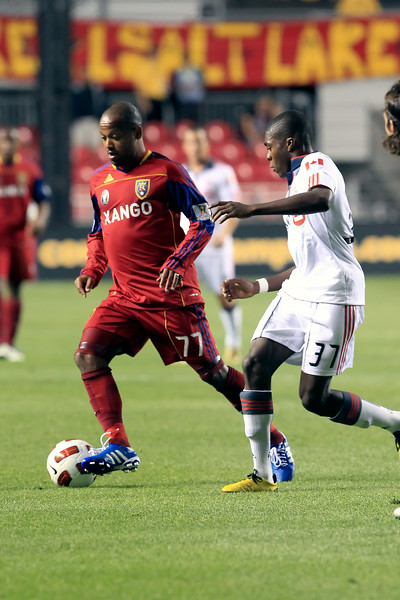 SOCCER: SEP 15 Toronto FC at Real Salt Lake