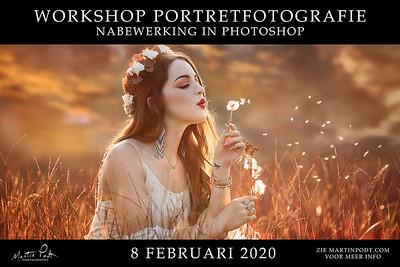 2020-02-08 Workshop nabewerking portret (Dutch)