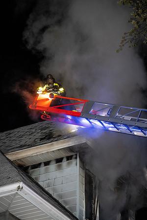 New Haven 408 Norton Pkwy dwelling fire