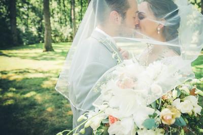 Kilbuck Creek Wedding Photographer, Monroe Center, IL | Jessica & Justin