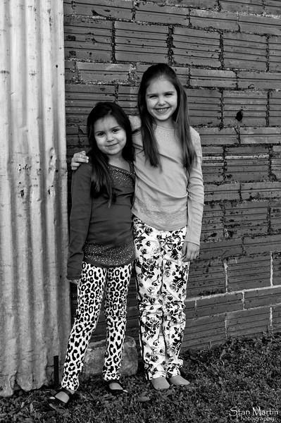 Megan & Makala