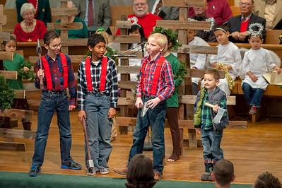Children's Christmas Play 12-15-2013 9:00 AM