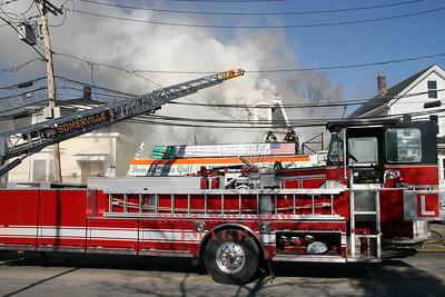 Somerville, MA - 2nd Alarm, 3 Washington Street, 1-14-10