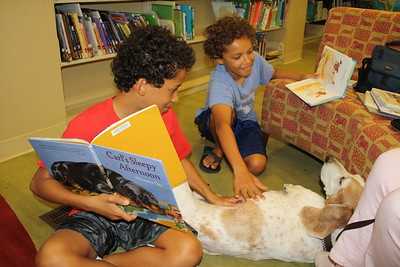 Bark and Books Wags Tales for Young Readers
