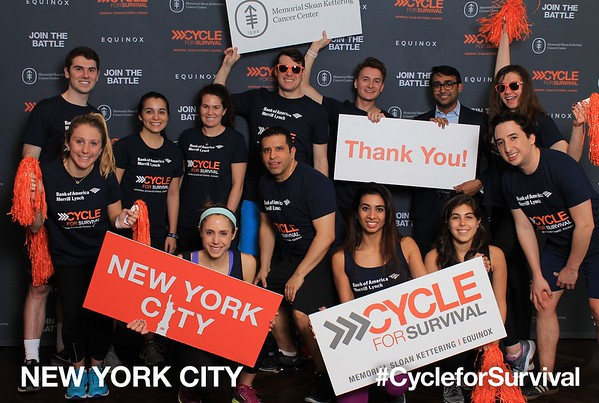 3/8/2018 Cycle for Survival BryantPark