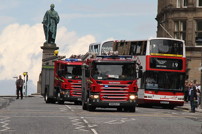 Lothian and Borders Fire and Rescue