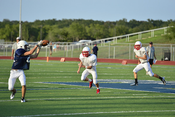 FWC @ Scrimmage