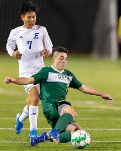 2019-10-22 | Boys HS Soccer | Central Dauphin vs. Elizabethtown (D3 1st Rd)
