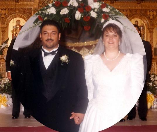 Sammer & Chantal Haddad   April 12, 1997