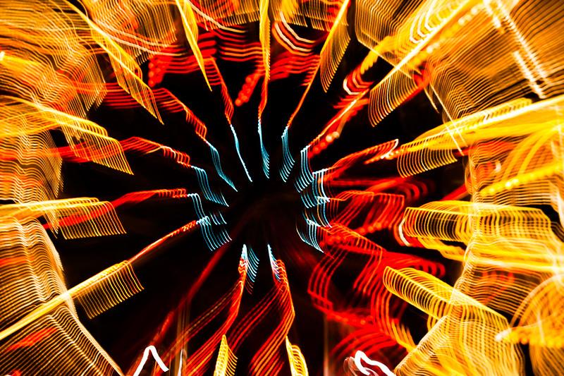 Ferris Wheel 2, Campbell, California, 2009