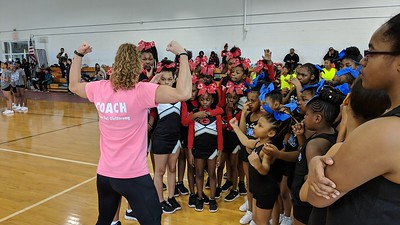 National Girls & Women in Sports Day Expo, 2/16/19