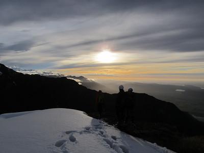 Mt Adams, 24-25 November 2012