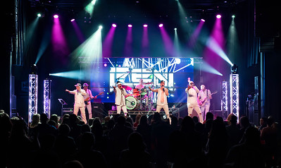 PEN15 Boy Band Experience at Delmar Hall 2.14.19