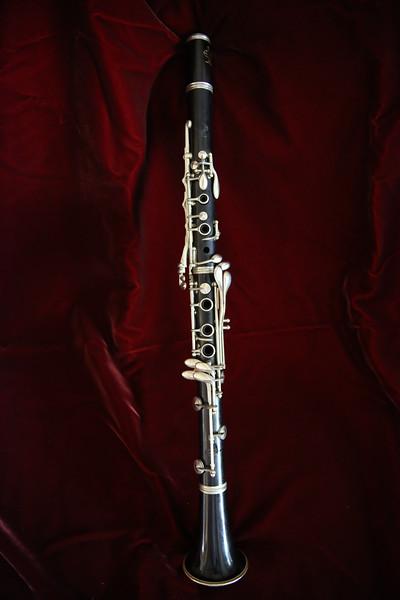 1963 Buffet A clarinet