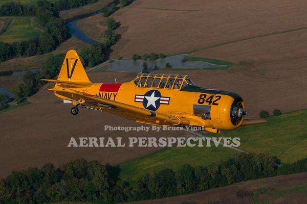 Easton Flight 9/29/17 N518WW N64YK
