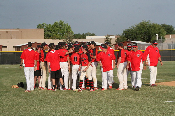 NE vs Mitchell Baseball Districts 5-1-18