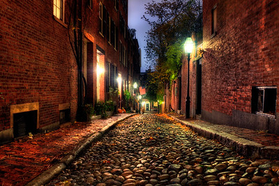 Beacon Hill - Boston