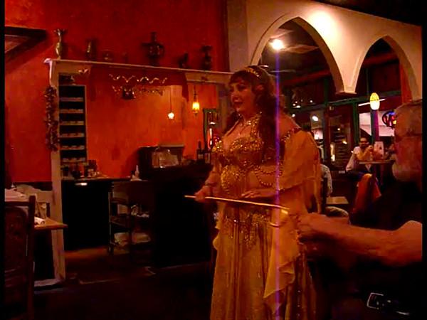 Amara Al Amir in Raks Al Asaya (Cane Dance)