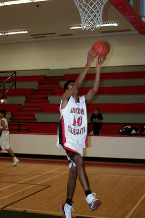 JR Boy's Basketball 2007