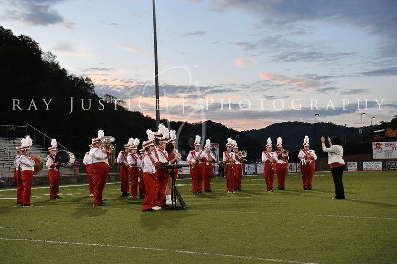 09/27/2019 Belfry vs Magoffin Co. Homecoming 2019