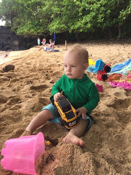 Leif at Hideaways Beach