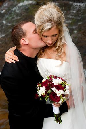 Melissa and Brad - Chota Falls