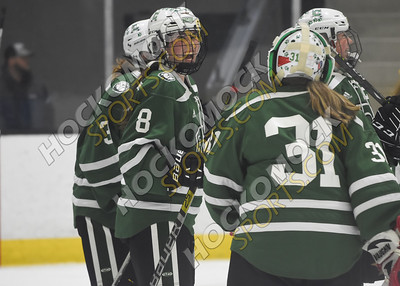 Canton - Norwell Girls Hockey 3-8-20