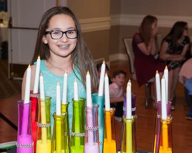 Audrey Goldman Bat Mitzvah Reception