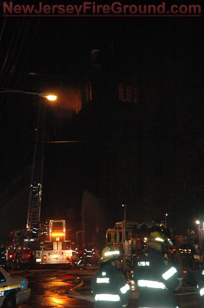 4-6-2009 PA Philadelphia 5th-Ontario-3rd Alarm Warehouse