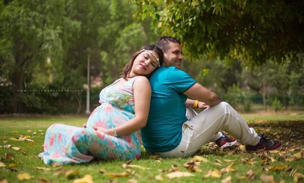 Rahma Benyoussef_Maternity shoot