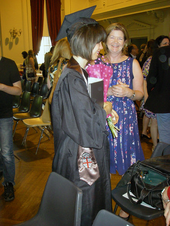 Katie's Graduation May 2015