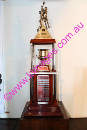 NBL Grand Final Lunch - 4-3-08