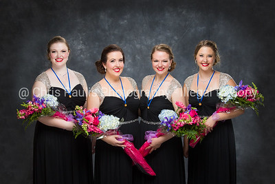 Sweet Adelines International Quartet Contest
