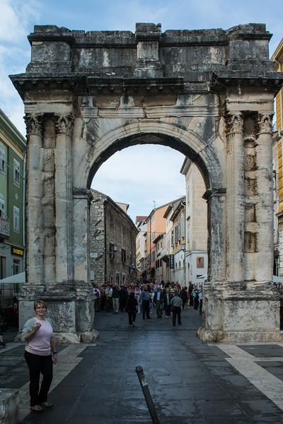 Arch of Sirgii