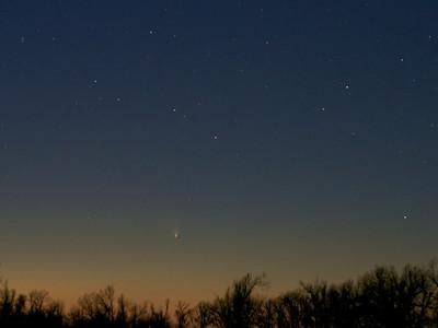 Comet - Pan Starrs