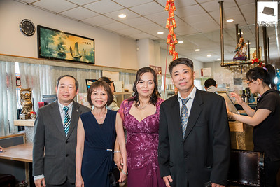 Lily + Hoang Wedding Reception