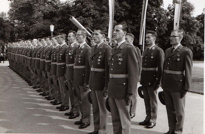 Ausmusterung 1966 (@archiv egger)