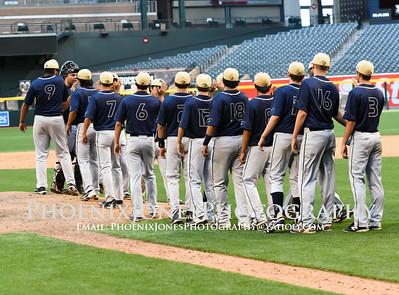 4-23-2015 - Kellis vs Independence - Baseball at Chase Field