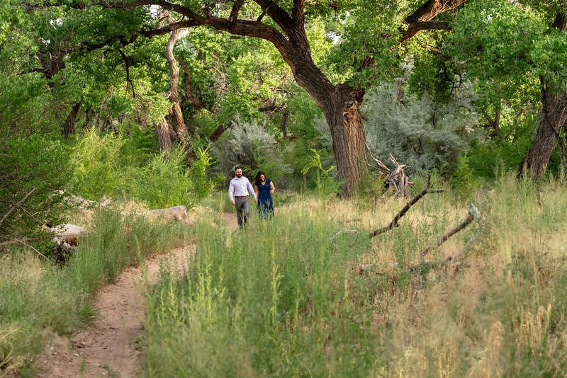 Summer Bosque Engagement Session Corrales New Mexico AJ & Gloria-7709.jpg