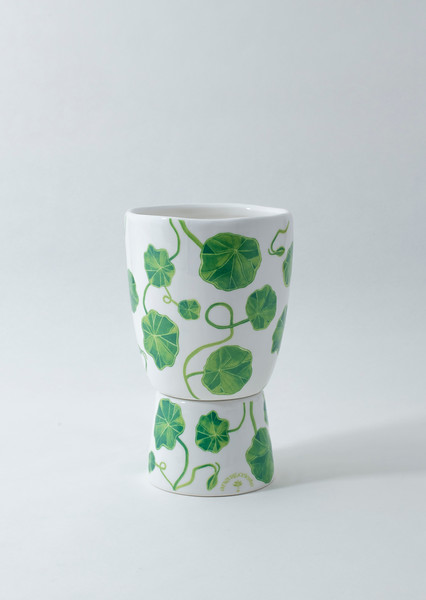 CYLINDRICAL POTS
