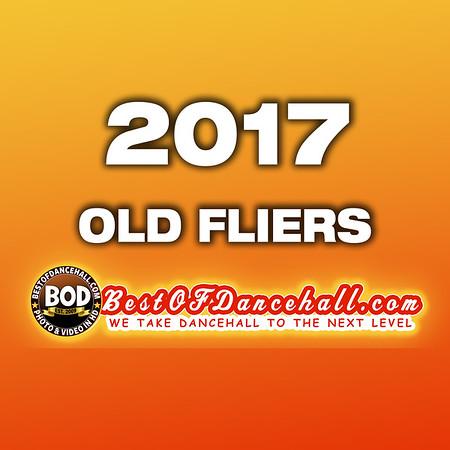 2017 Fliers