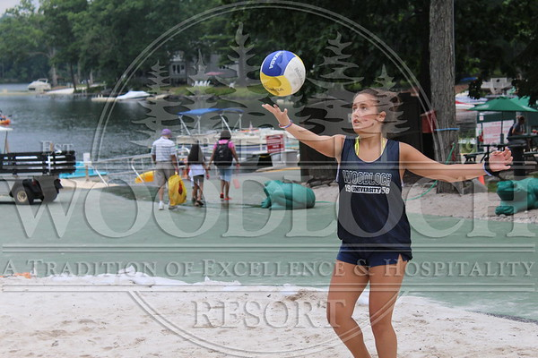 July 23 - Volleyball