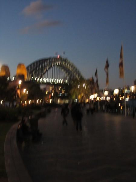 Sydney - Opera House and Harbour Bridge-2.JPG