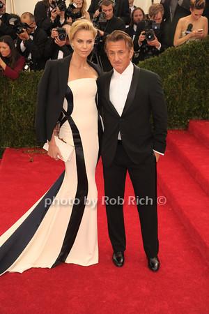 Charlize Theron and Sean Penn photo by Rob Rich © 2014 robwayne1@aol.com 516-676-3939