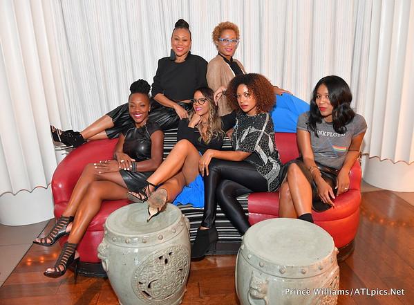 RAGTRADE x Fashion in Atlanta Fashion Illustration with Stephanie Gentry