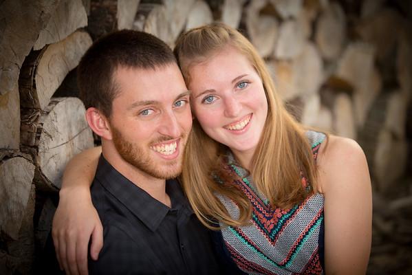 Melissa & Lance's Engagement